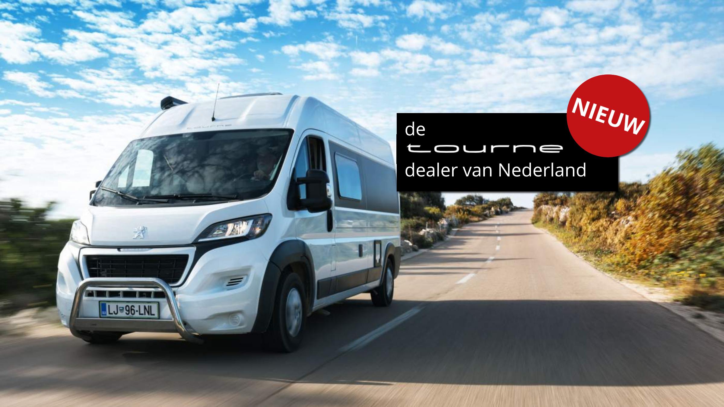Officiele Tourne Mobil Dealer van Nederland